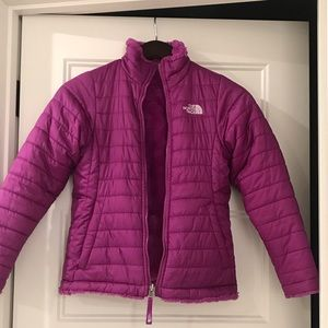 The North Face mossbud jacket